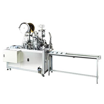 Outer Ear-Loop Mask Machine