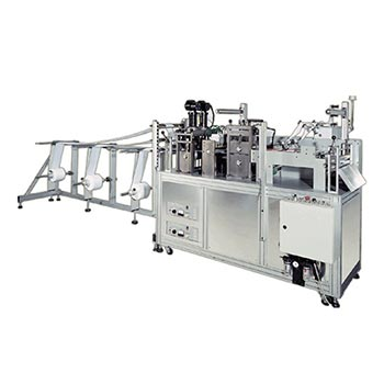 Ice Pack Band Sealing And Cutting Machine